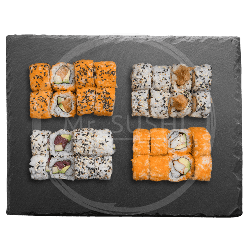 Foto Uramaki Mix Box (Box C),32 st.