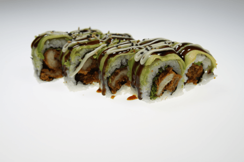 Foto Soft Shell Chicken Roll